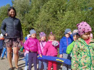 Wycieczka do lasu Smyków 25.09.2019 r.
