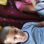 Zdjęcie przedstawia dzieci na wycieczce do sali zabaw KIDDOS w Jachrance